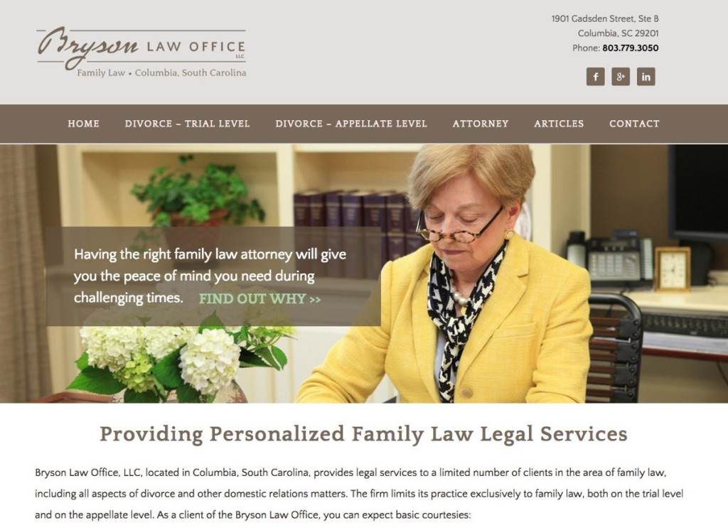 Bryson Family Law Local Family Law Attorney In partnership with HLJCreative