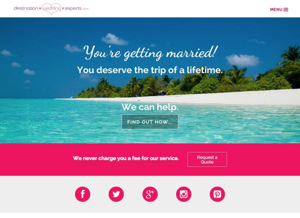 Destination-Wedding-Experts.com Boutique Romance Travel Agency