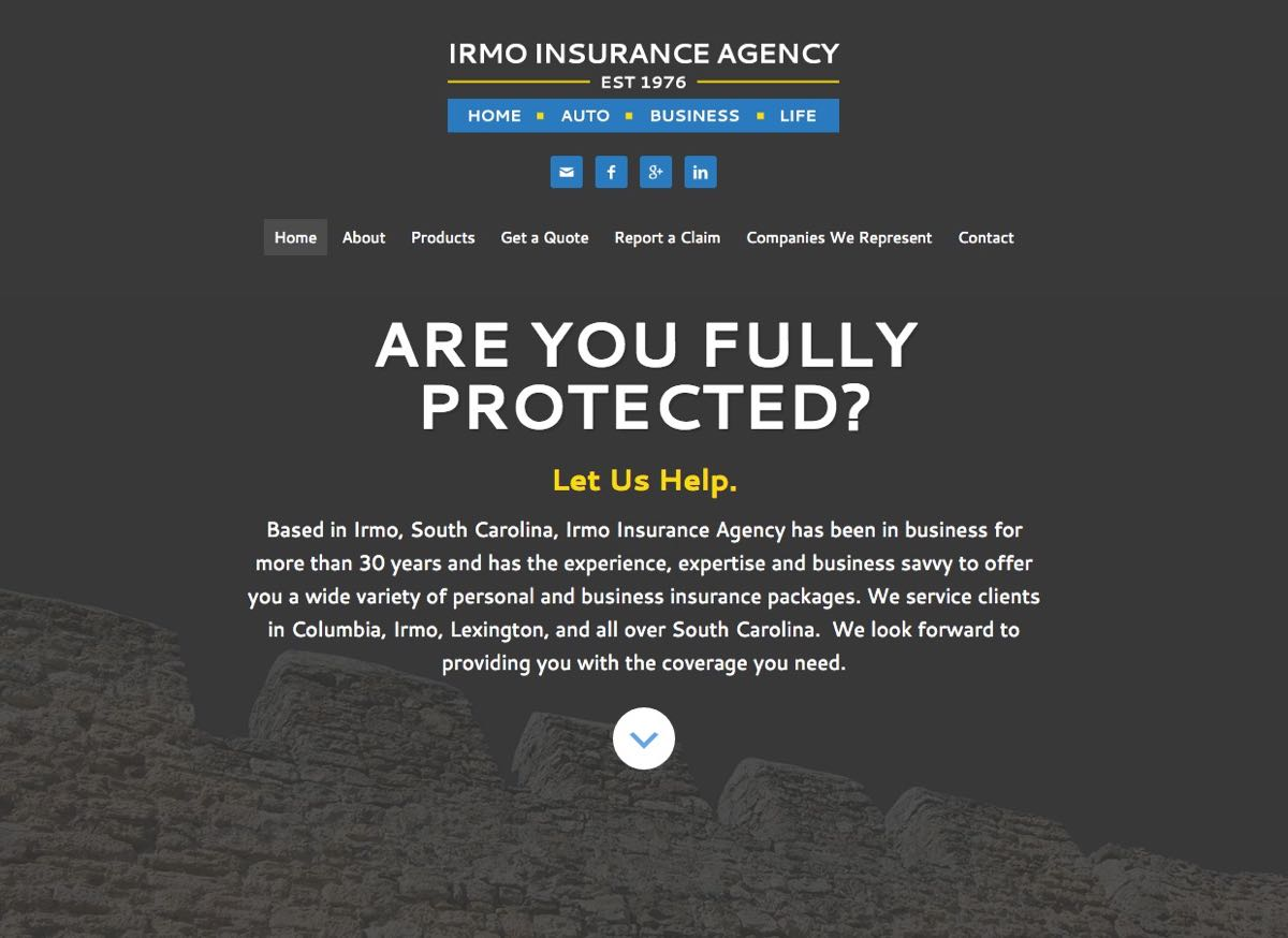 Irmo Insurance Agency Local Insurance Agency In partnership with HLJCreative