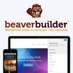 Beaver Builder Page Builder for WordPress