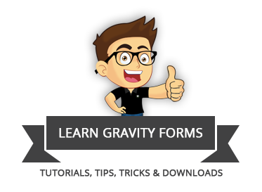 Learn Gravity Forms