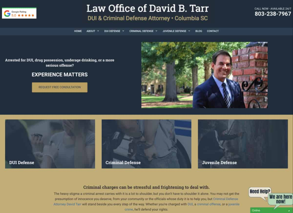 Law Office of David Tarr