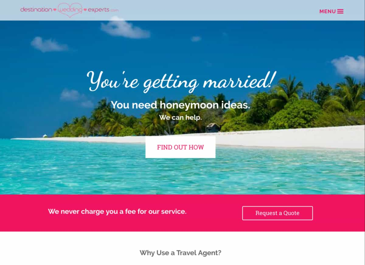 Destination Wedding Experts