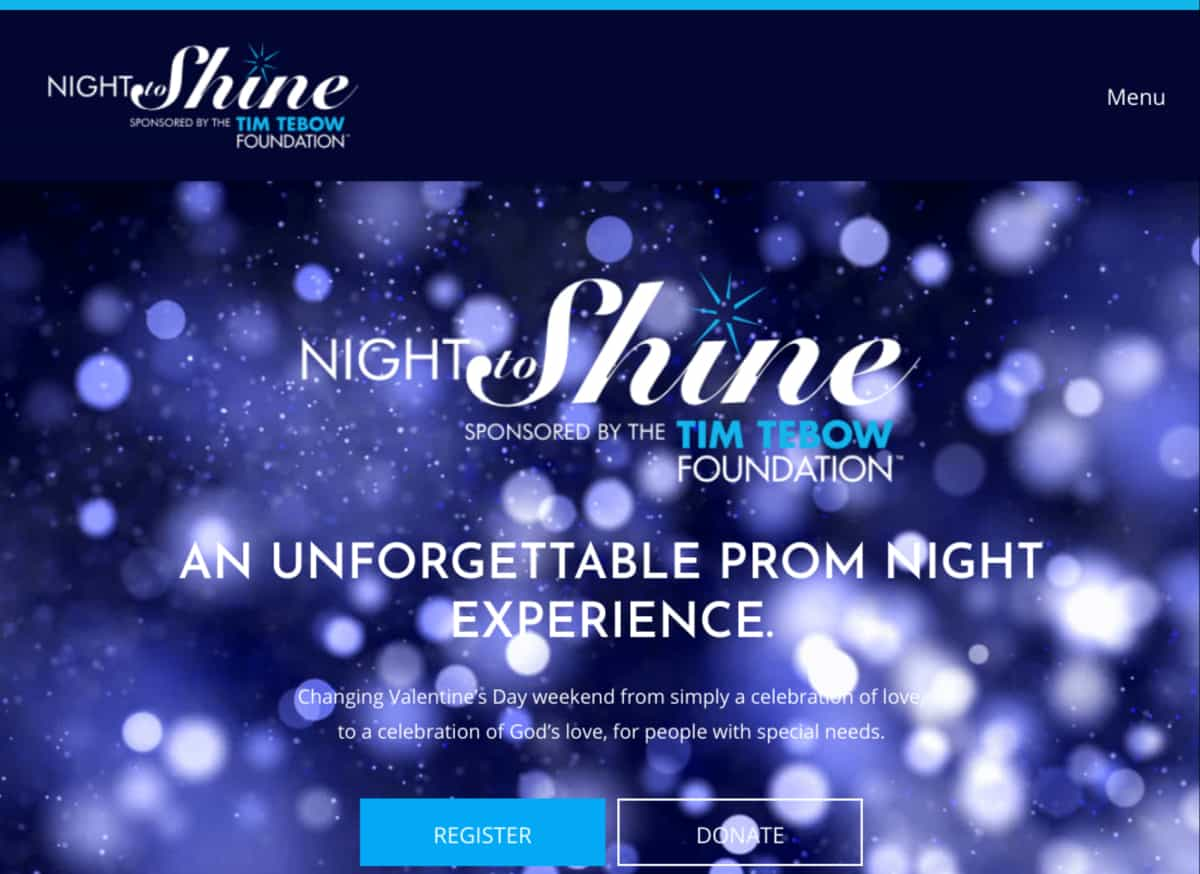 Night To Shine