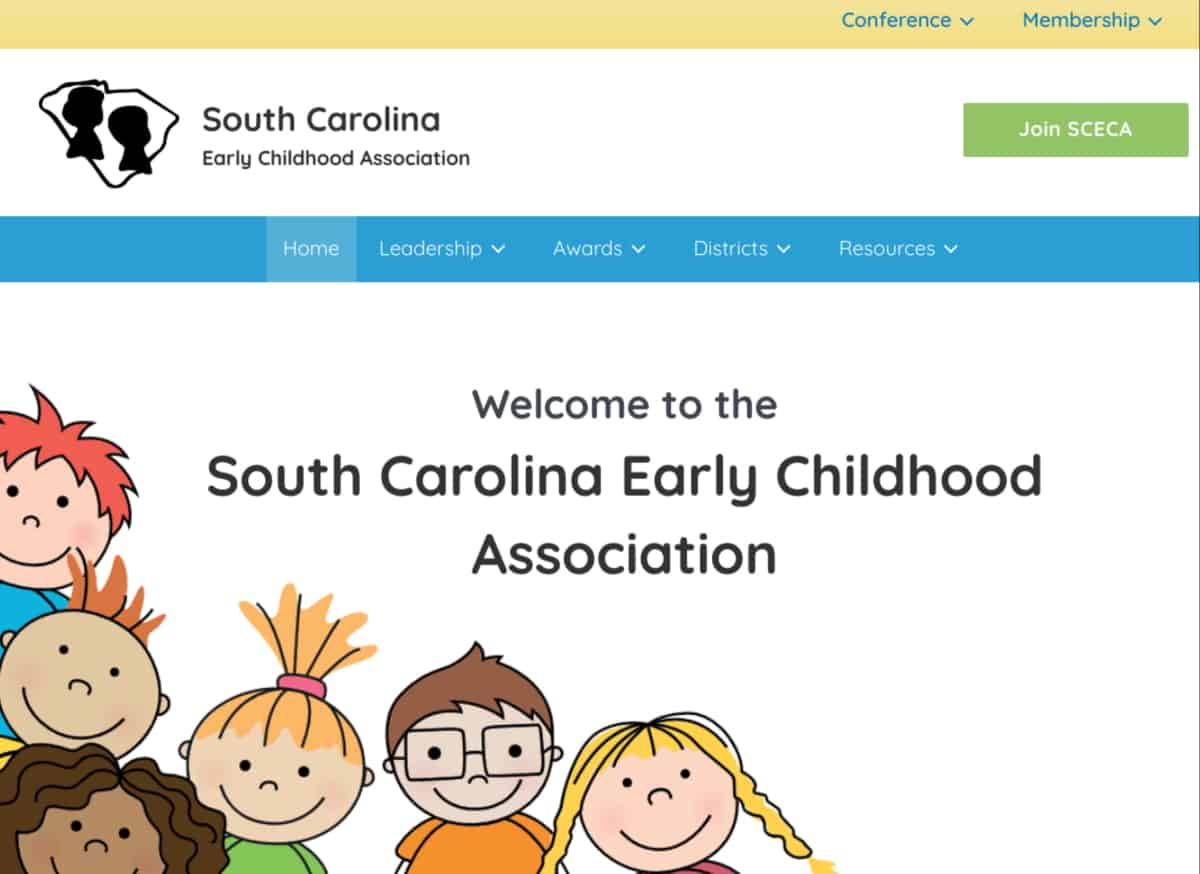 South Carolina Early Childhood Association